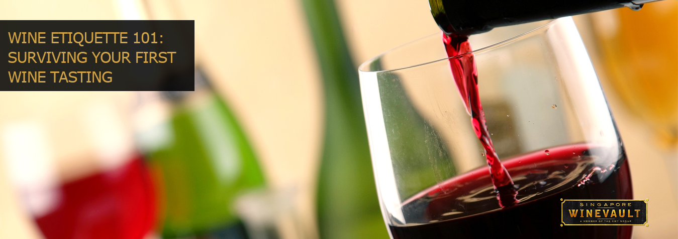 Wine Etiquette 101 Manners That Matter When Dining Out Singapore Wine Vault