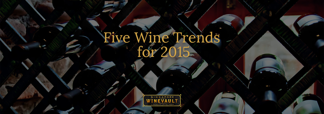Five Wine Trends