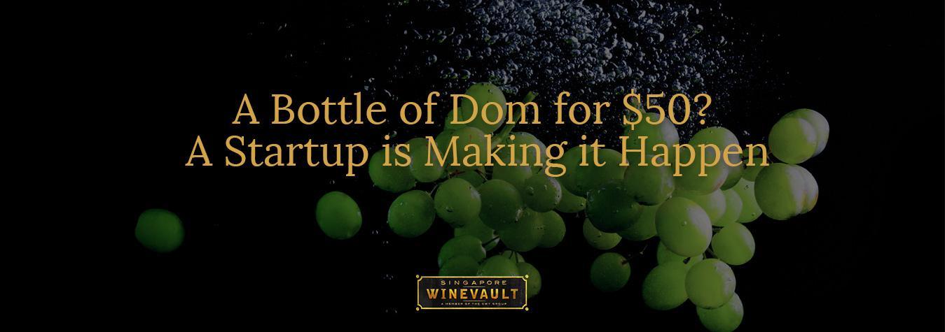 Bottle of Dom